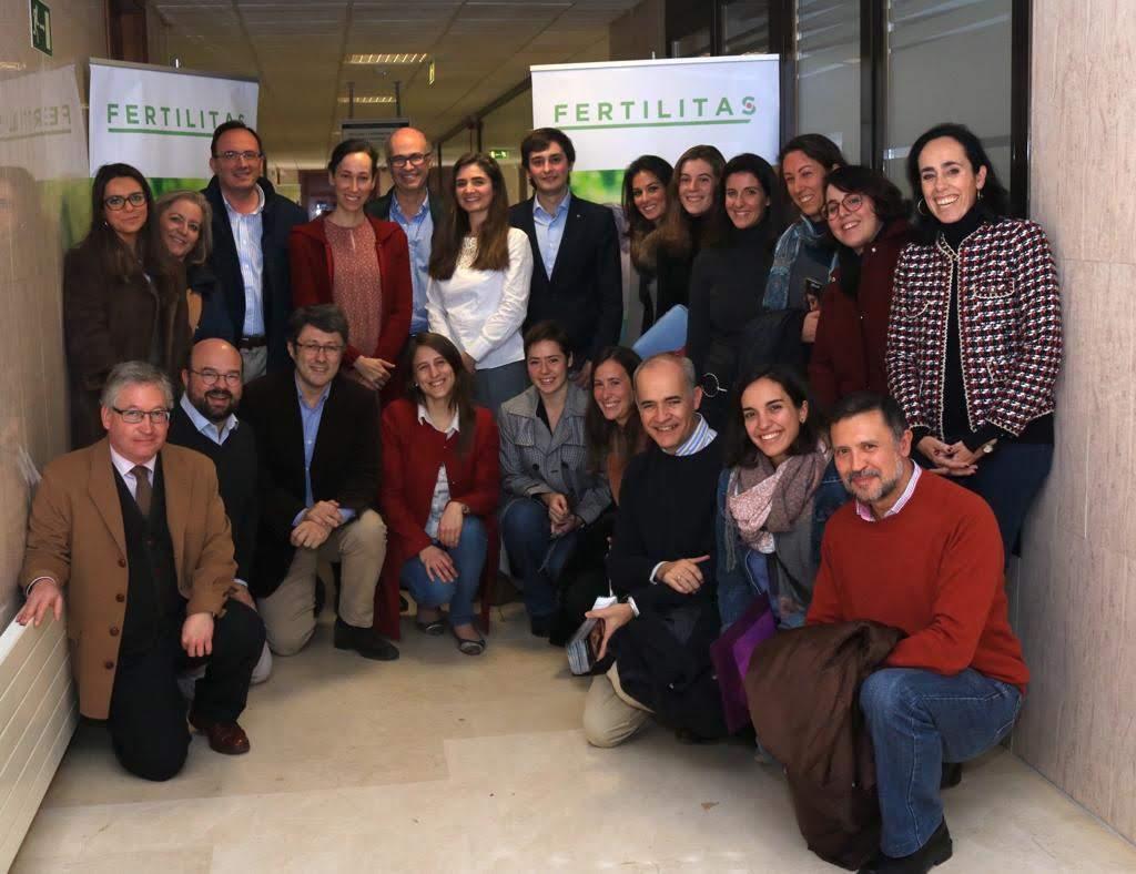 Presentación Fertilitas en la Universidad Francisco de Vitoria